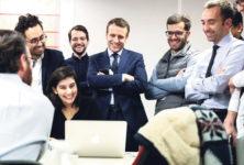 Macron et les journalistes