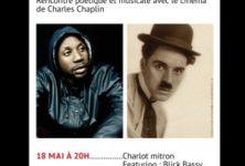 [Live Report] Ciné-Jam : Edgar Sekloka et Blick Bassy revisitent Chaplin entre rap et blues africain