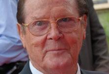 Roger Moore, l'acteur légendaire de James Bond, est décédé