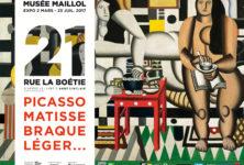 Gagnez 10×1 entrée + catalogue de l'exposition «21 rue La Boétie» au Musée Maillol