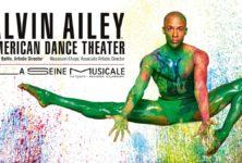 Étés de la danse: la compagnie Alvin Ailey sur l'Ile Seguin