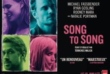 Gagnez 5×1 place + 1 affichette du film Song to Song