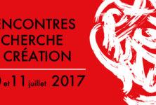 A Avignon s'ouvre la quatrième édition de Rencontres Recherches et Création