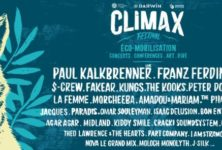 Gagnez 2 pass 3 jours pour le festival Climax (Bordeaux)