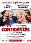 Confidences Mise en scène par Jean-Luc MOREAU au Théâtre Rive Gauche