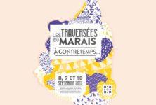 Les Traversées du Marais 2017 à contretemps du temps
