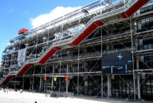 Place à l'ouverture au Centre Pompidou !