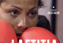Laetitia: Splendeurs et sueurs d'une femme gantée