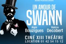 Gagnez 3 x 2 places pour UN AMOUR DE SWANN au CINE 13