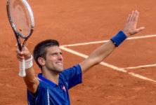Novak Djokovic lance un restaurant gratuit pour les sans-abris