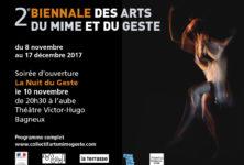 Gagnez 5 x 2 places pour La Nuit du Geste (10 novembre 2017 / Bagneux)