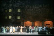 A l'Opéra Bastille, «Falstaff» de Verdi ou le triomphe féminin