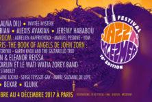Gagnez 3×2 places pour le festival Jazz'N'Klezmer (concert du 21/11 / Paris)