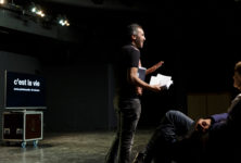 «C'est la vie», les survivants de Mohamed El Khatib au Festival d'automne