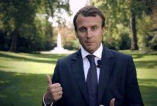 Emmanuel Macron, poète d'un jour