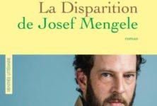 Olivier Guez remporte le prix Renaudot pour «La disparition de Josef Mengele»