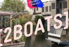 Slow down à bord des 2 Boats dans le cadre de Paris Photo