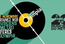 La RATP célèbre les 20 ans de son label «Musiciens du métro» à l'Olympia