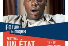 Festival Un état du monde: des larmes et des fantômes