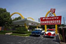 La réplique du premier restaurant McDonald's sera peut-être sauvée par un musée américain