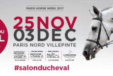 Equi'Star : voltige et dressage au Salon du Cheval de Paris