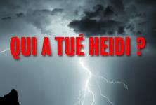 «Qui a tué Heidi ?», le savoureux polar de Marc Voltenauer