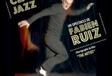 Fabien Ruiz et son compère font vibrer le sol du studio Hébertot avec quatre bouts de fer !