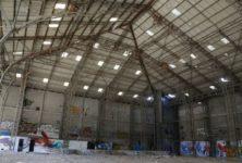 Destruction de la halle Eiffel d'Arles: Françoise Nyssen trouve un compromis