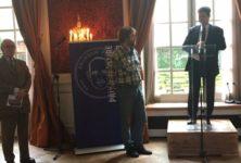 Paolo Cognetti lauréat du Prix François Sommer