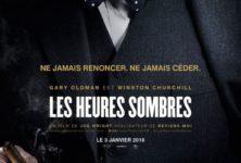 [Critique] du film « Les heures sombres » Churchill et le Royaume-Uni à la croisée des chemins