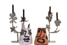 Elizabeth Garouste à la Granville Gallery : une fresque de rêves