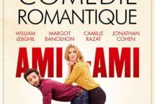 [Critique] du film « Ami-ami » La comédie romantique française entre (enfin) dans l'ère de la modernité !