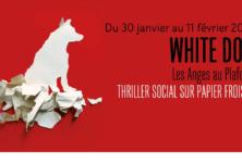 La voix d'un Ange: interview de Camille Trouvé, metteuse en scène de «White Dog» de la cie Les Anges au Plafond