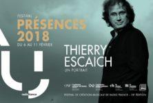 Ouverture du Festival Présences : l'orgue, les violoncelles et l'accordéon magiques de Thierry Escaich