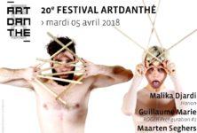 Gagnez 5×2 pass Artdanthé (soirée du 5 avril / Théâtre de Vanves)
