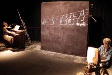 «Tremblez machines / Animal épique»: facéties abstraites au Théâtre Dunois