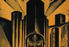 Guitare électrique et harpe pour le « Métropolis » de Fritz Lang