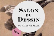 [EXPO] Le 27° Salon du dessin, au Palais de la Bourse