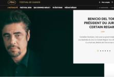 Cannes 2018 : Benicio del Toro président du jury Un Certain Regard