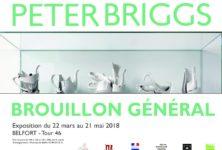 Gagnez 10×1 entrée gratuite à l'exposition « Peter Briggs. Brouillon général » + 1 entrée pour les musées de Belfort