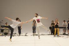 Pierre Rigal et Kaori Ito au festival Séquence Danse Paris