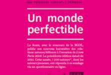 Les auteurs en France : une situation toujours précaire