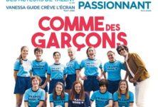 Comme des garçons : un film qui met les footballeuses à l'honneur
