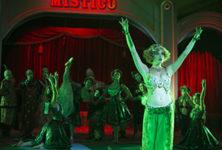 Cannes 2018 : «Le Grand Cirque mystique», assez beau récit merveilleux