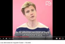 Coming-out trans : le message de l'humoriste, comédien et réalisateur Océan