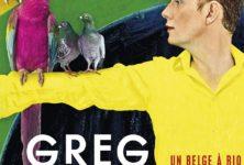 Greg Houben, un belge à Rio.