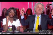 «Sick Motherfucker»: Asia Argento attaque violemment Franz-Olivier Giesbert pour ses propos sur l'affaire Weinstein