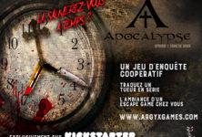 Gagnez 2×1 mini-jeu de société «Apocalypse: Prélude»