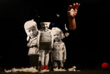 Les silhouettes découpées de «Miniatures», grands effets pour petits moyens