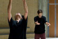 Les filiations de Raphaël Cottin et la lenteur de Myriam Gourfink remplissent June Events